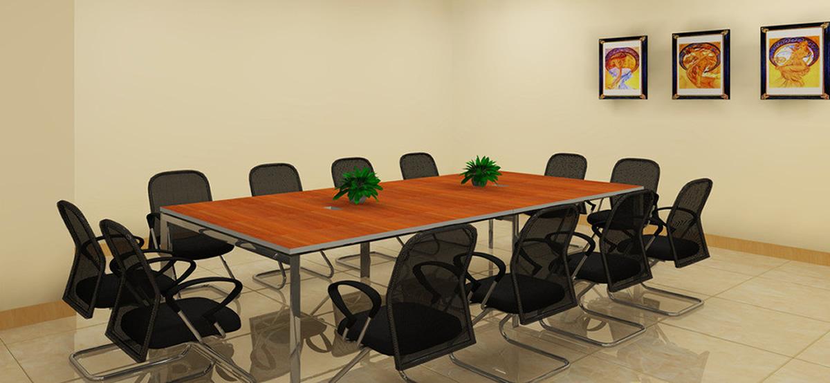 25平米会议室NEC投影解决方案