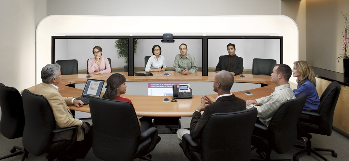 多人视频会议系统解决方案