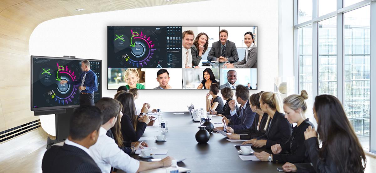 大型网络视频会议系统解决方案