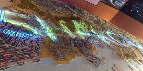 太子湾蛇口中心展示改革硕果