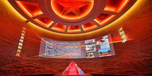 哈尔滨铁路红色精神案例