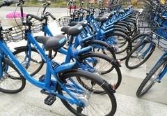 滴滴收购小蓝车 最好骑的单车被滴滴拯救