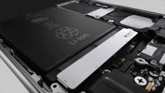 苹果太狠!iPhone私自换电池竟然无法刷机