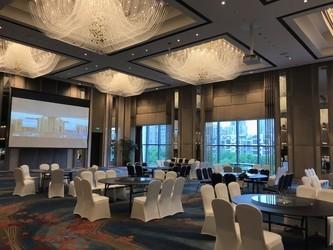 索尼工程投影机案例 探访苏州香格里拉大酒店