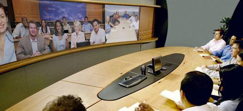 远程视频会议系统解决方案