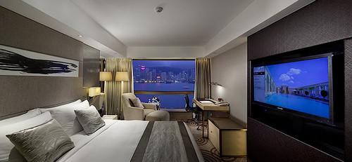 45平米酒店电视三星HG60AC690FJ解决方案